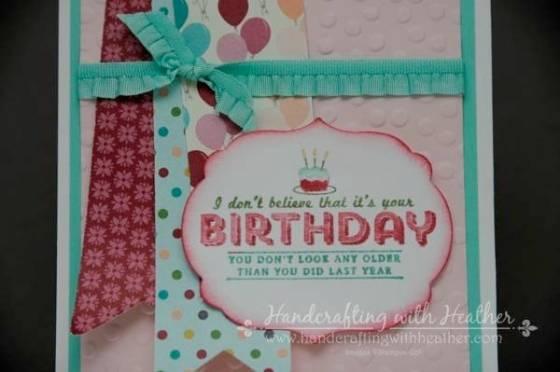 See Ya Later Birthday SAB12