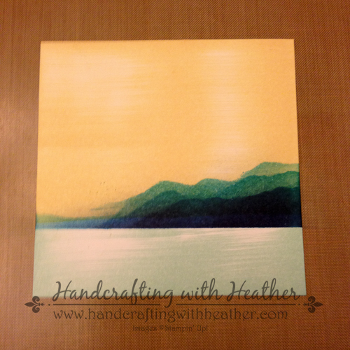 Serene Silhouettes Sunset Tutorial (6 of 13)