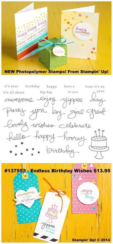 Endless Birthday