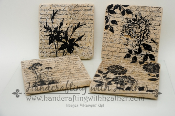 Stampin' Up! Coasters (1 of 10)