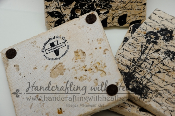 Stampin' Up! Coasters (10 of 10)