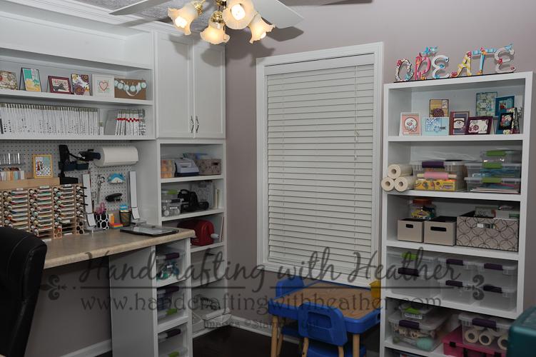 Stampin Up Craft Room Storage Ideas
