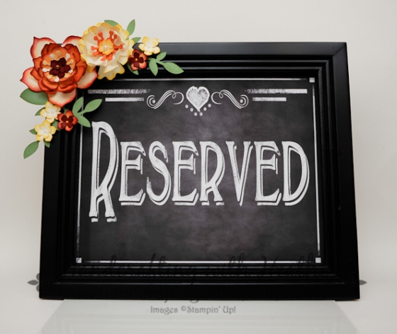 Flower Frenzy Wedding Signs (1 of 12)