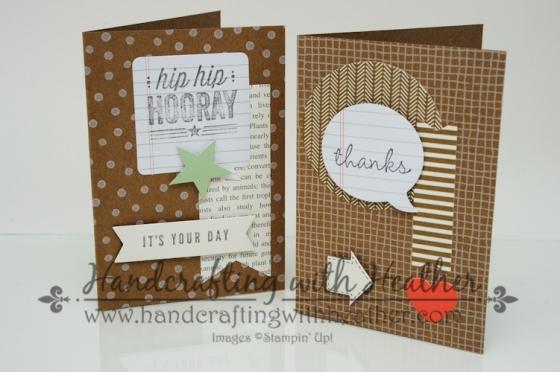 Hip Hip Hooray Card Kit (7 of 5)