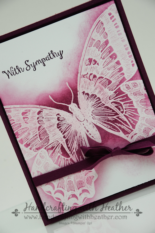 Swallowtail Sympathy Card (5 of 5)