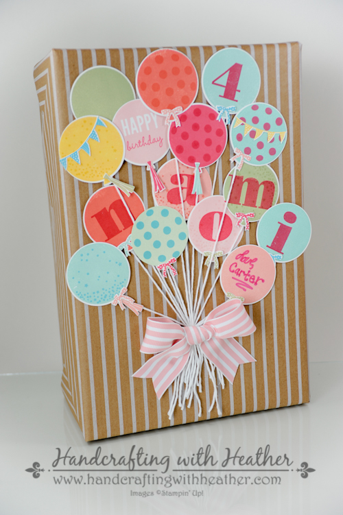 Celebrate Today Gift Wrapping (6 of 9)