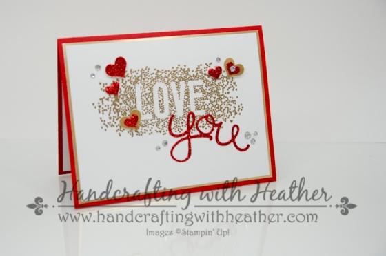 Seasonally Scattered Valentine (1 of 6)